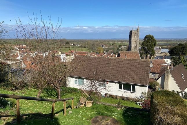 Thumbnail Detached bungalow for sale in High Street, Banwell, North Somerset