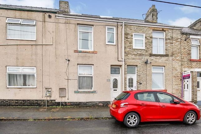 Thumbnail Terraced house for sale in Temperance Terrace, Ushaw Moor, Durham