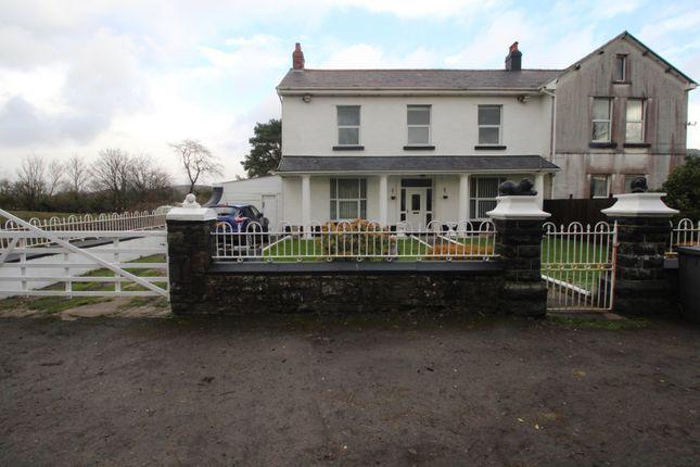 Thumbnail Semi-detached house for sale in Ynysllwyd Farm House, Ynys Lwyd Road, Rhondda Cynon Taf, Mid Glamorgan