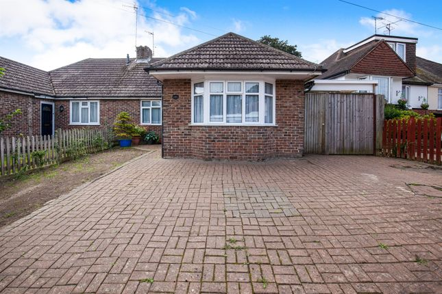 Thumbnail Semi-detached bungalow for sale in Grangecourt Drive, Bexhill-On-Sea