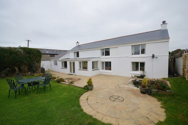 Thumbnail Detached house for sale in Mount Hawke, Truro