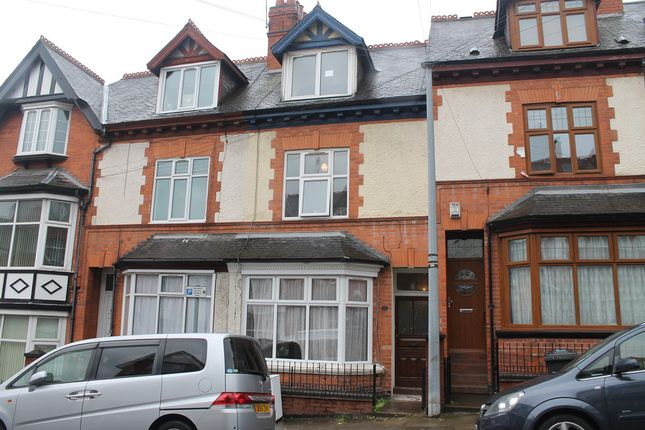 Thumbnail Terraced house to rent in Tennyson Street, Evington, Leicester
