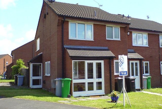 1 bed semi-detached house to rent in The Beeches, Nantwich CW5