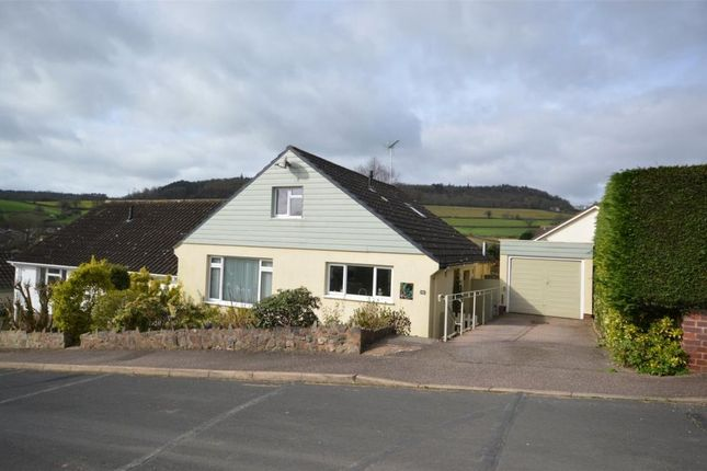 Thumbnail Semi-detached bungalow for sale in Barn Hayes, Sidmouth, Devon