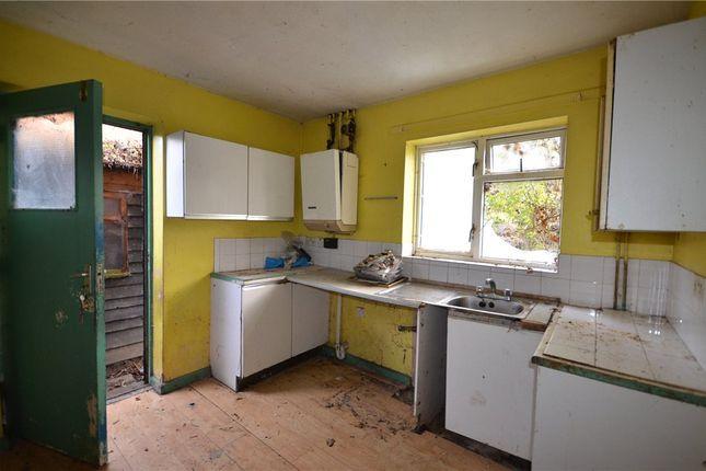 Kitchen of Dulverton Gardens, Reading, Berkshire RG2