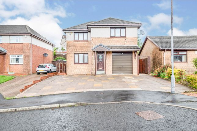 5 bed detached house for sale in Lawers Place, Greenock PA16