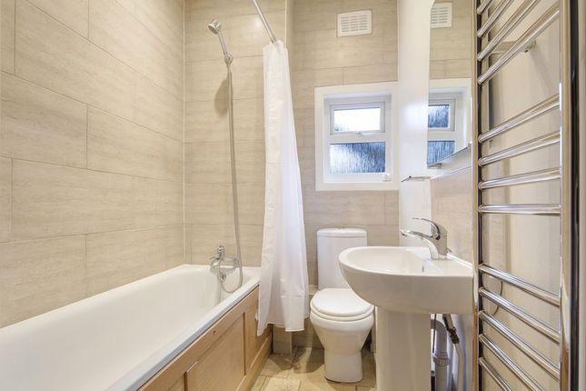 Bathroom of Ellison Road, London SW16