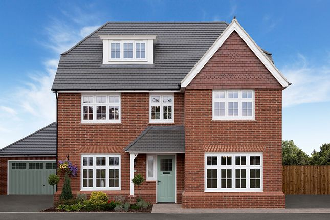 "Thumbnail Detached house for sale in ""Highgate 5"" at Headcorn Road, Staplehurst"