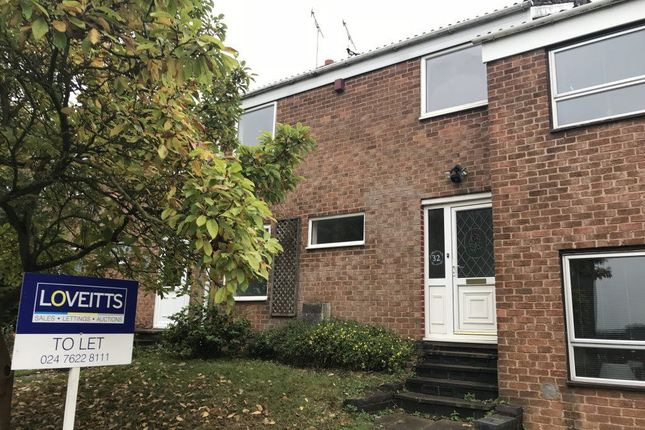 Thumbnail Terraced house to rent in Westmorland Road, Wyken