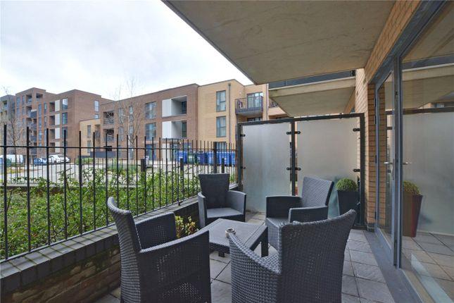 Terrace of St James House, 52 Blackheath Hill, London SE10