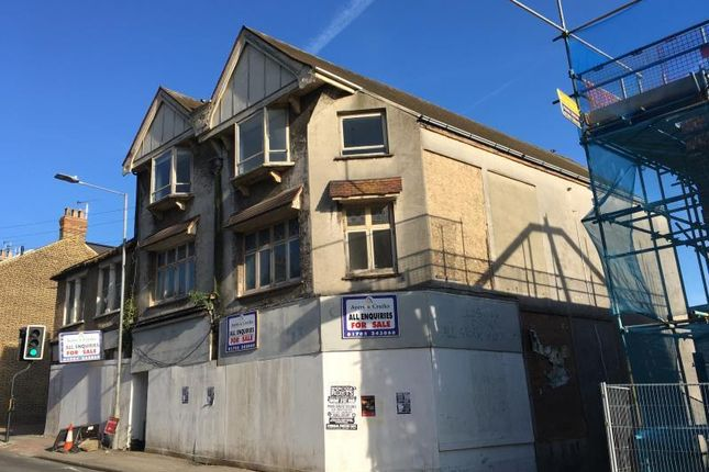 Thumbnail Industrial for sale in 22-26, 22-26, Leigh Hill, Leigh-On-Sea