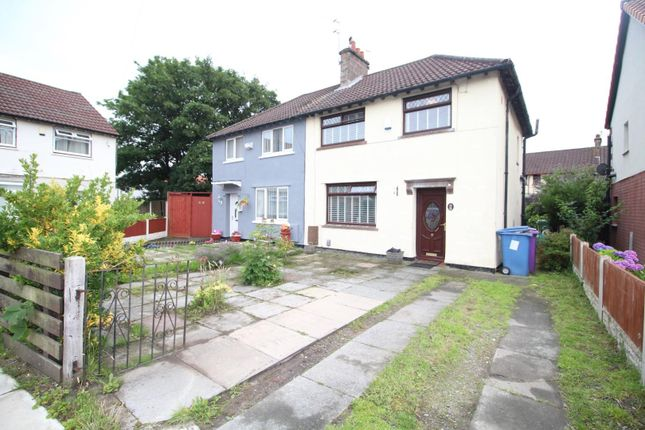 3 bed semi-detached house for sale in Bramberton Place, Walton, Liverpool L4