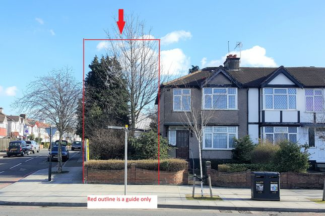 Thumbnail Land for sale in Christchurch Road, Colliers Wood, London