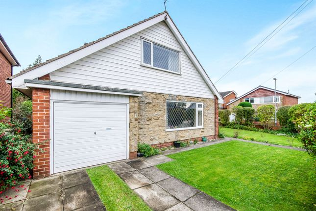 Thumbnail Detached bungalow for sale in Dean Close, Wrenthorpe, Wakefield