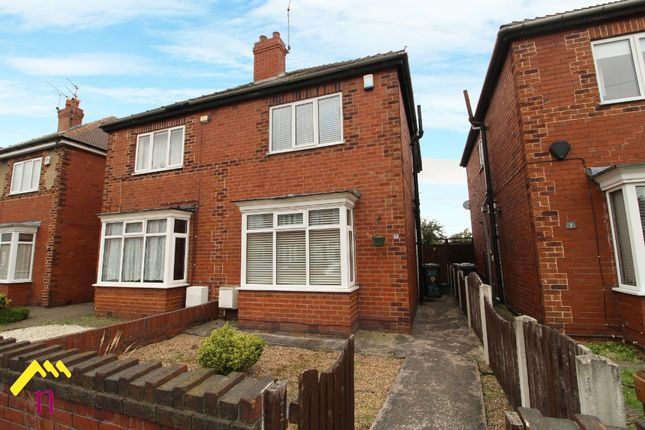 Thumbnail Semi-detached house for sale in Avondale Road, Intake, Doncaster