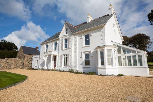Thumbnail Semi-detached house for sale in La Hougue Farm, Castel, Guernsey