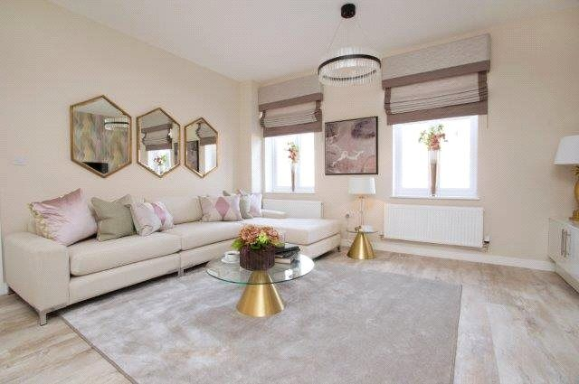 Thumbnail Flat for sale in Hugh Percy Court, St. Mary Park, Morpeth, Northumberland