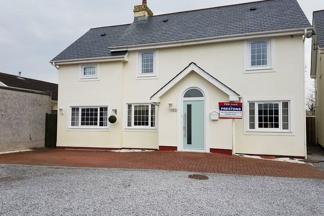 Thumbnail Detached house for sale in Clos Y Capel, Nottage, Porthcawl
