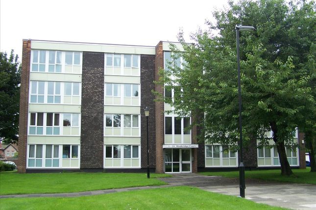 Thumbnail Flat for sale in Monkridge Court, Gosforth, Newcastle Upon Tyne