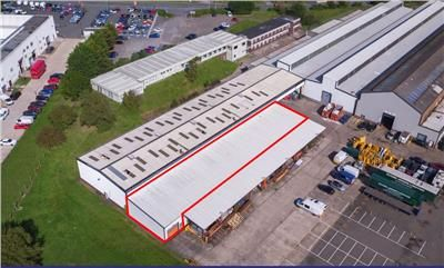 Thumbnail Industrial to let in Stores, Prospect Park, Llay Industrial Estate, Rackery Lane, Llay, Wrexham, Wrexham