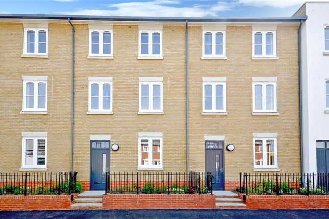 3 bed terraced house for sale in The Old Timberyard Terrace, Deal, Kent