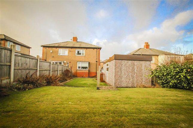 Thumbnail Semi-detached house for sale in Moorside Avenue, Blackburn