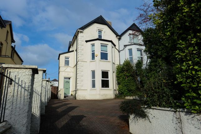 Thumbnail Semi-detached house for sale in Upper Newtownards Road, Ballyhackamore, Belfast