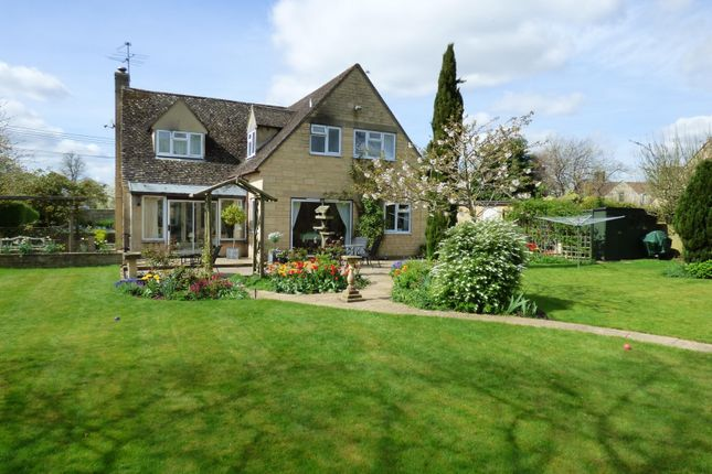 Thumbnail Detached house for sale in Church Lane, Down Ampney, Cirencester, Gloucestershire