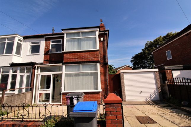 Thumbnail Semi-detached house to rent in Longway, Blackpool