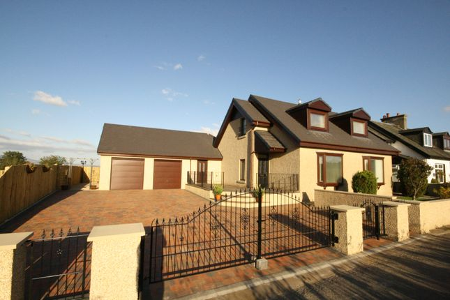 Thumbnail Detached house for sale in Hamilton Road, Larbert