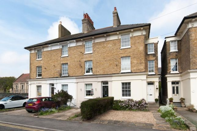 Thumbnail Terraced house to rent in Saxon Street, Dover