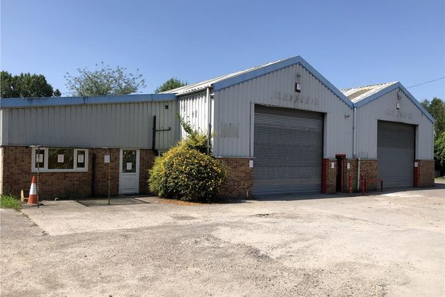 Thumbnail Light industrial to let in Unit 5, Millmoor Road, Wombwell, Barnsley
