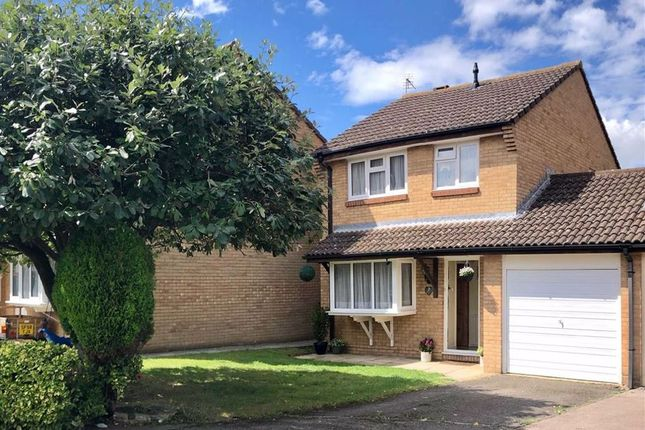 Thumbnail Link-detached house for sale in Cochran Close, Churchdown, Gloucester