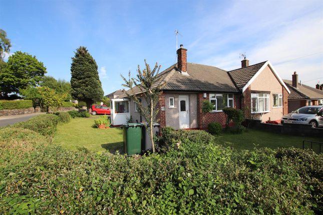 Thumbnail Semi-detached bungalow for sale in Kings Road, Wrose, Bradford