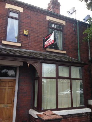 Thumbnail Terraced house to rent in High Lane, Stoke-On-Trent