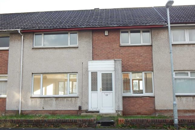Thumbnail Terraced house to rent in Katrine Place, Irvine