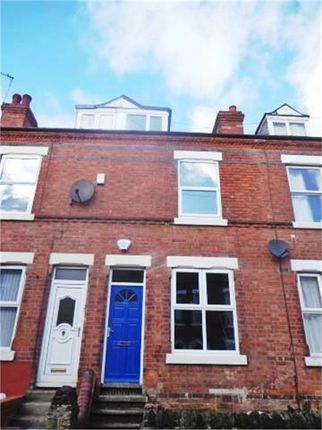 Thumbnail Terraced house to rent in St. Pauls Avenue, Nottingham