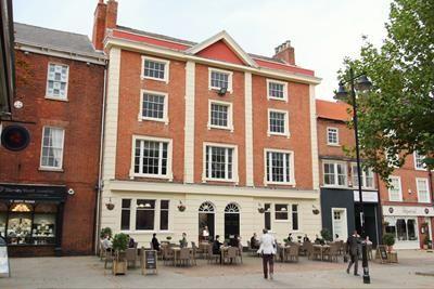 Thumbnail Retail premises to let in Retail Unit, 23/24, The Square, Retford, Nottinghamshire