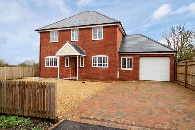 Thumbnail Detached house for sale in High Street, Bishopstone, Swindon