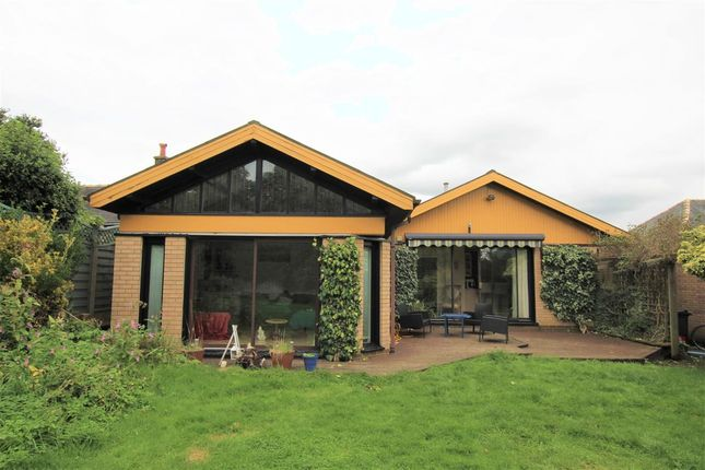 Thumbnail Detached bungalow for sale in Knot Lane, Walton-Le-Dale, Preston