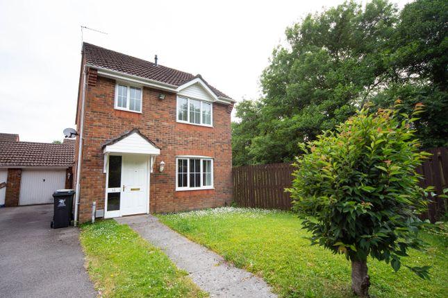 Thumbnail Detached house to rent in Maes Y Bryn, Pontprennau, Cardiff