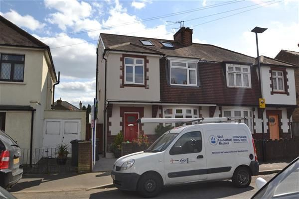 Thumbnail Semi-detached house for sale in Queens Road, Feltham
