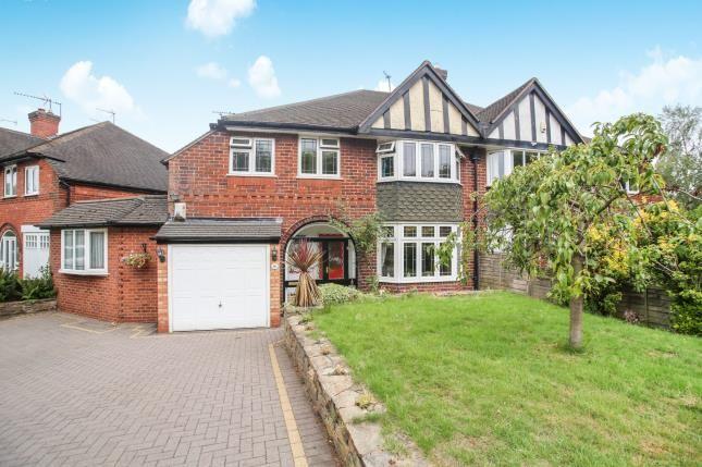 Thumbnail Semi-detached house for sale in Grange Road, Erdington, Birmingham, West Midlands