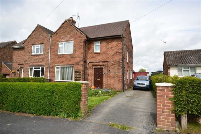Thumbnail Semi-detached house for sale in The Dovecote, Horsley, Derby