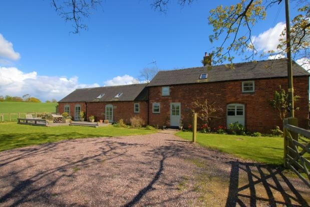 Thumbnail Barn conversion to rent in Lea Road, Rugeley