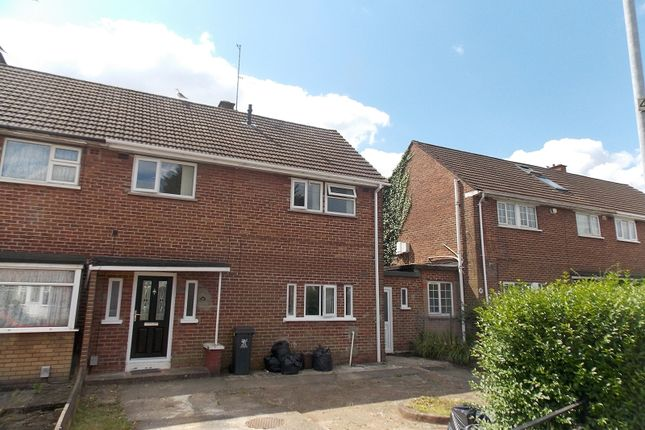 Thumbnail Semi-detached house to rent in Cyntwell Crescent, Caerau, Cardiff.
