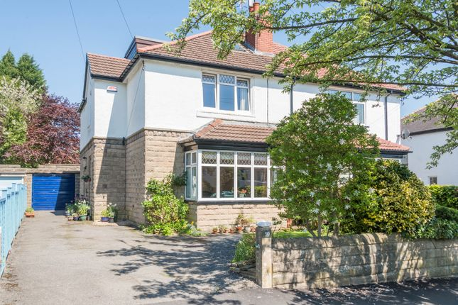 Thumbnail Semi-detached house for sale in Furniss Avenue, Dore, Sheffield