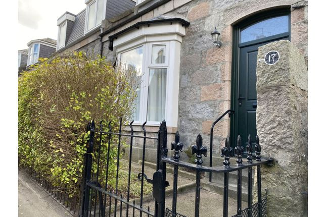 Thumbnail End terrace house for sale in View Terrace, Aberdeen