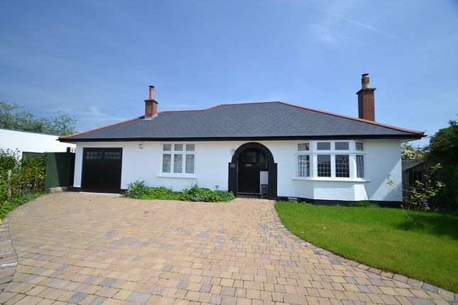 Thumbnail Bungalow to rent in Gernant, Rhiwbina, Cardiff.