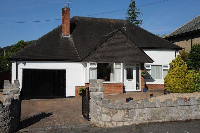 Thumbnail Detached bungalow for sale in Allanson Road, Rhos On Sea, Colwyn Bay